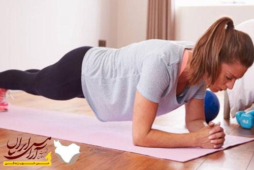 ماساژ عضلات زنان
