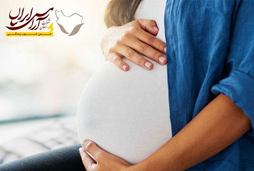 فواید ماساژ بارداری